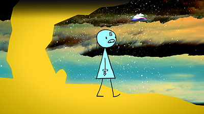 THE BURDEN OF OTHER PEOPLE'S THOUGHTS - Don Hertzfeldt