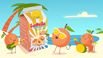 LWZ Studio: Lattella: Peach Boys