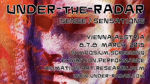 UNDER the RADAR - SENSE-SENSATIONS